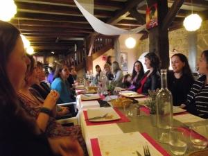 Les Dames de FER lunch