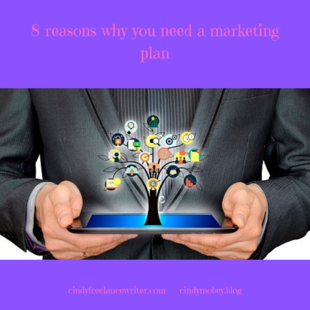 8 reasons why you need a marketing plan