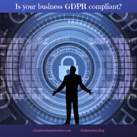 Is your business GDPR compliant_
