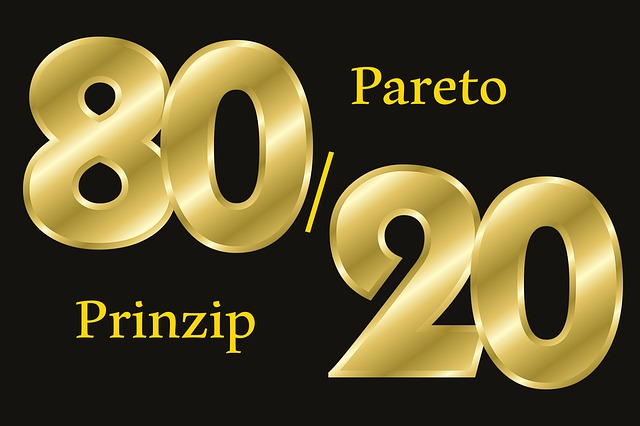 pareto-principle-693315_640